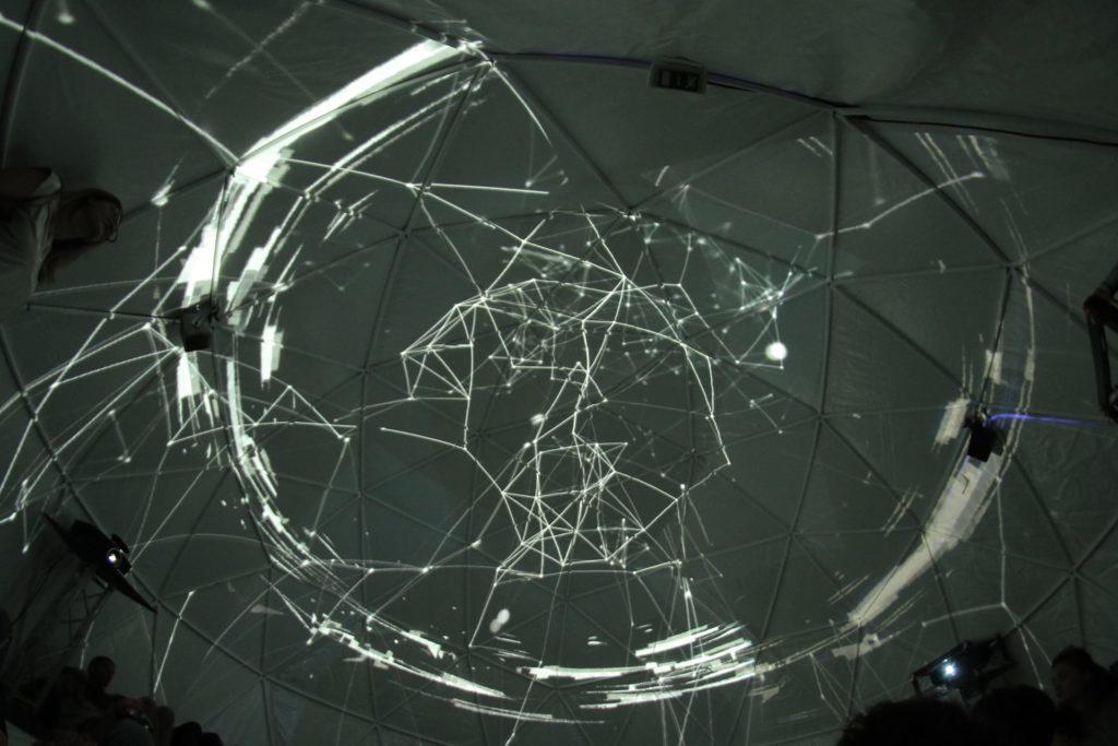 eav5 - festival creations originales preformance av masterclass video-mapping bordeaux