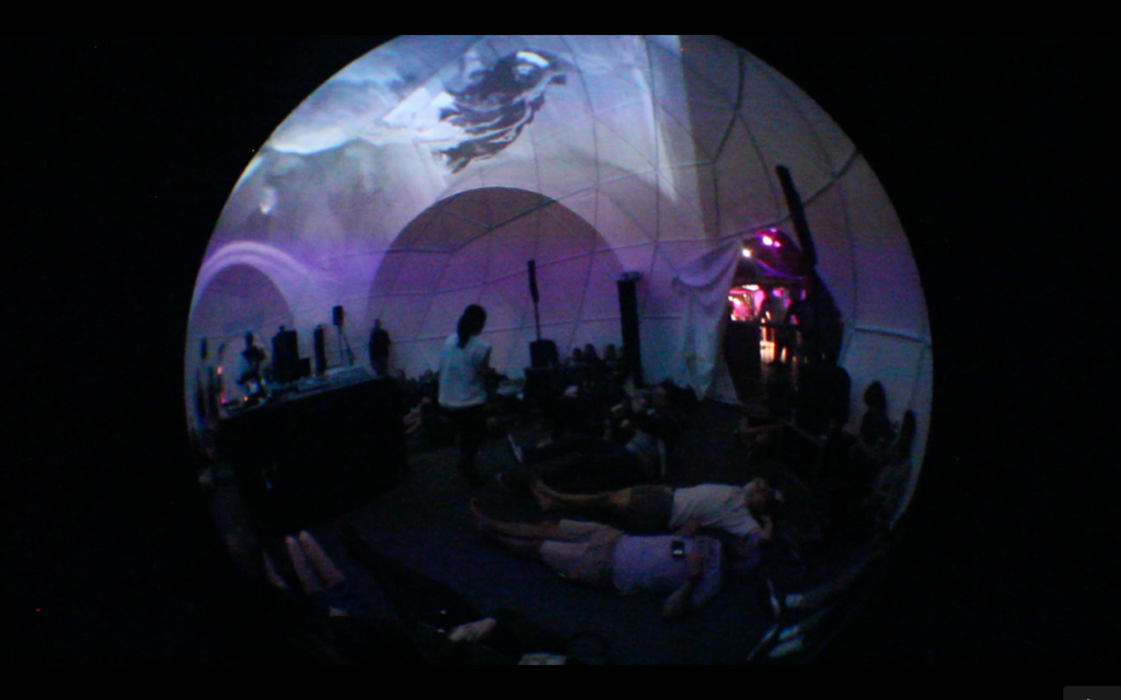 eav7 creation bordeaux performance audivisuelle video-mapping projection 360 3D